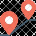 Gps Navigation Travel Icon