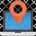Gps Services Location Icon