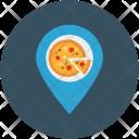 Pizza Maker Location Icon