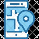 Gps Mobile Location Icon