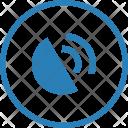 Gps Planet Satellite Icon