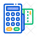 Payment Terminal Bank Icon