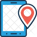 Gps Device Navigation Icon