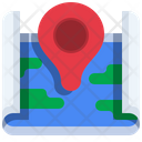 Gps Map Map Pin Icon