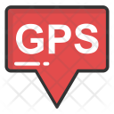 GPS Map Marker Icon