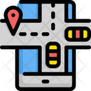 Gps Maps Icon