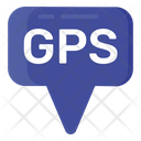 Gps Message Navigation Direction Finder Icon