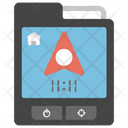 GPS Meter Icon
