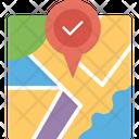 Geolocation Gps Navigation Location Marker Icon