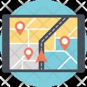 Gps Device Navigation Icon