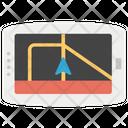 Gps Navigator Navigation App Gps Icon