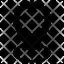 Gps pin Icon