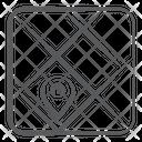 Gps Pointer Online Navigation Location Tracker Icon