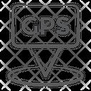Gps Pointer Icon