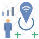 Gps Signal Wifi Icon