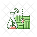 Gps Soil Sampling Icon