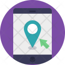 Gps Tracking Online Icon