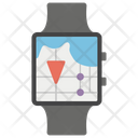 Gps Watch Accessory Wearable Icon