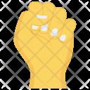 Grab Wrist Interactive Icon