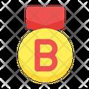 Grade B Grade Score Icon