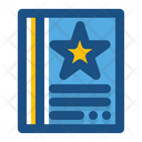Grade Book Grade Document Icon