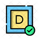 Grade Exam Test Icon