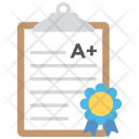 Grading Certificate Approved Icon