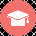 Graduate Education School Icon