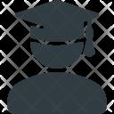 Graduate Student User Icon