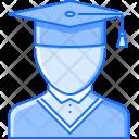 Cap Graduate Student Icon