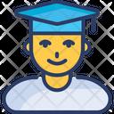 Education Graduate Student Icon