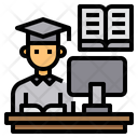 Learning Lecture Education Icon