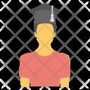 Scholar Graduate Student Icon