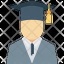 Postgraduate Student University Student Icon