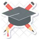 Graduate Student Education Icon