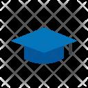 Graduate Cap Study Icon