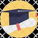Graduate Degree Icon