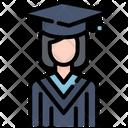 Graduation Education Student Icon