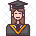 Avatar Graduation Student Icon