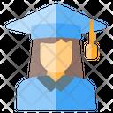 Graduate University Degree Icon