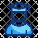 Graduate Avatar University Icon
