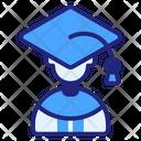 Graduated Man Avatar Icon