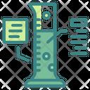 Graduated Cylinder Laboratory Chemistry Icon