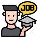 Graduated Job Job For Graduated Job Icon