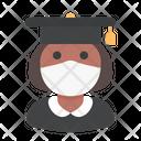 Student Graduated Avatar Icon
