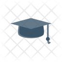 Graduation Education Bachelor Icon