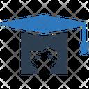 Education Graduation Mortar Board Icon