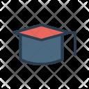 Graduation Degree Hat Icon