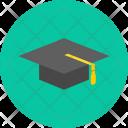 Graduation Business Design Icon
