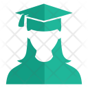 Graduation Degree User Icon